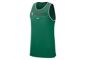 NIKE NBA BOSTON CELTICS DNA DRY TANK CLOVER