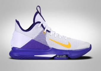 NIKE LEBRON WITNESS IV LAKERS