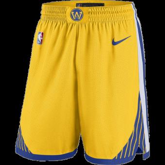 NIKE NBA GOLDEN STATE WARRIORS STATEMENT EDITION SWINGMAN SHORT