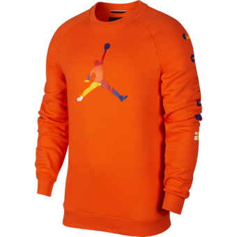 AIR JORDAN FLEECE CREW TEE