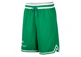 NIKE NBA BOSTON CELTICS COURTSIDE SHORTS CLOVER