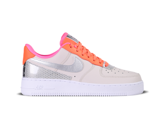 NIKE AIR FORCE 1 LOW LIGHT 3M WMNS