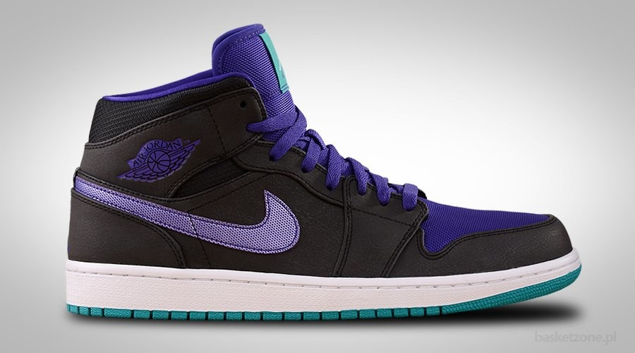 NIKE AIR JORDAN 1 RETRO MID GRAPE