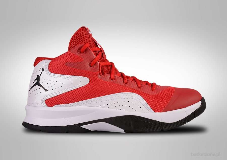 NIKE AIR JORDAN COURT VISION RED