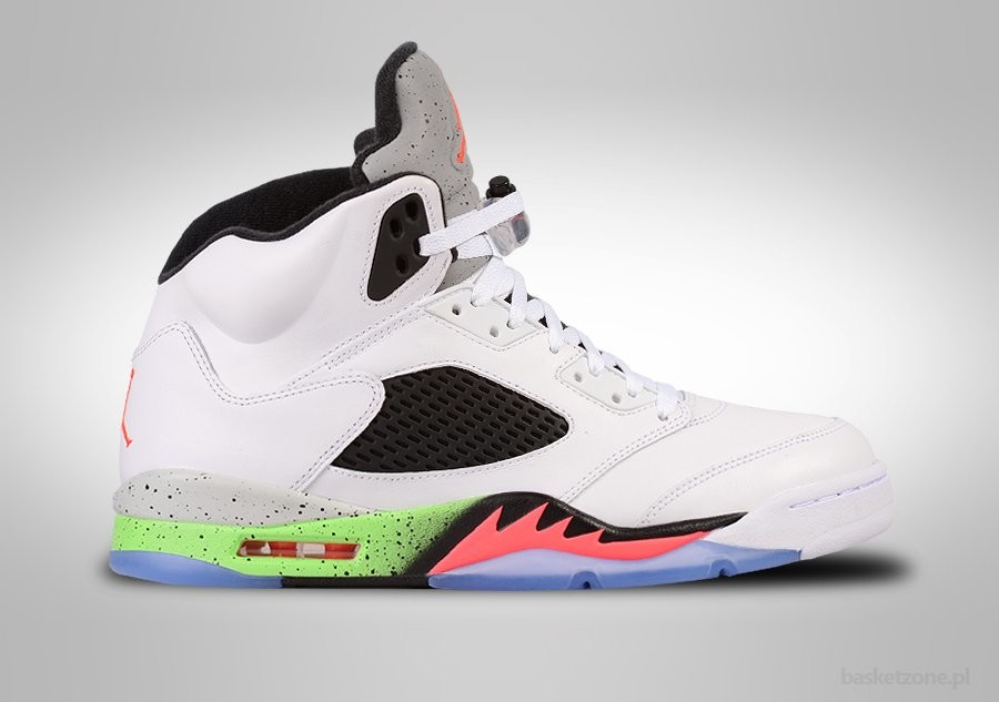 NIKE AIR JORDAN 5 RETRO 'SPACE JAM'