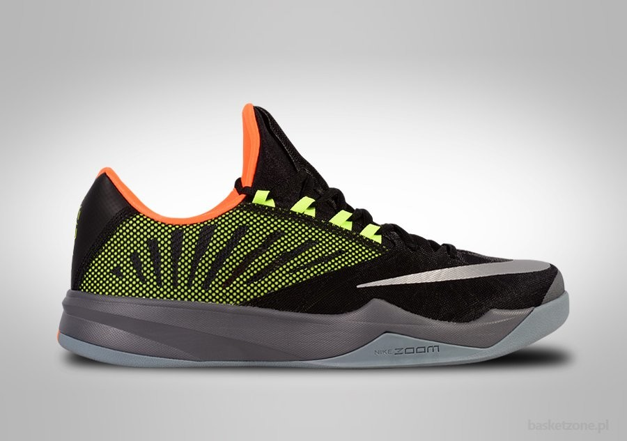 NIKE ZOOM RUN THE ONE BLACK & VOLT JAMES HARDEN