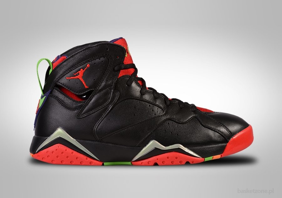 NIKE AIR JORDAN 7 RETRO GS MARVIN THE MARTIAN (SMALLER SIZES)