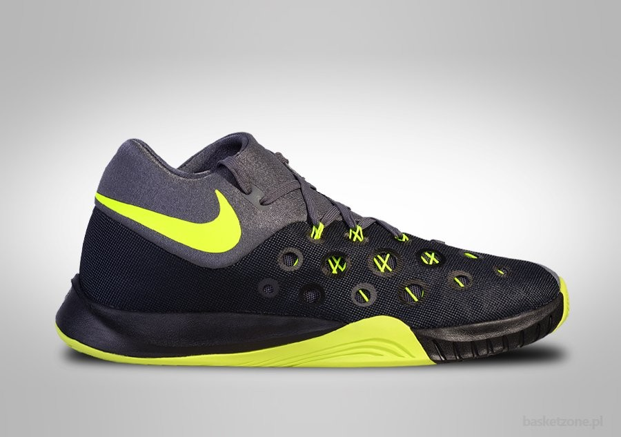 a9e383ec9ff2 NIKE ZOOM HYPERQUICKNESS 2015 BLACK SONIC YELLOW price €79.00 ...